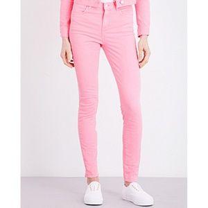 "J Brand ""Maria"" high-rise Skinny leg Jeans"